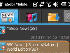 eSobi Mobile for WinMobile 1.0.3.50 Screenshot