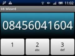 08 Wizard 2.4.9 Screenshot