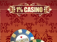 1% Casino Pro 1.0.1 Screenshot