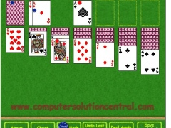 #1 Classic Solitaire 2.00 Screenshot