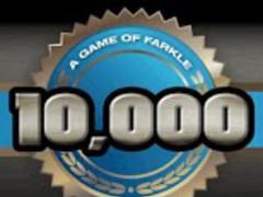 10,000 (A Game of Farkle) 1.0 Screenshot