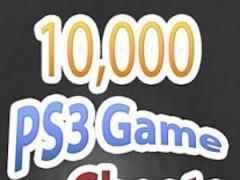 10,000 PS3 Video Game Cheats! 1.2 Screenshot