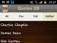 10,000 Quotes DB (FREE!) 3.0.4 Screenshot