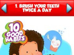 10 Good Habits 1.0 Screenshot