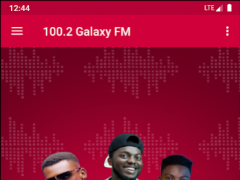 100.2 Galaxy FM 1.2.7 Screenshot