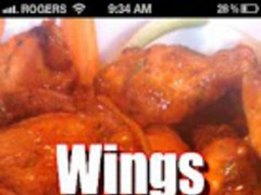 100+ Chicken Wing Recipes Free 1.2 Screenshot