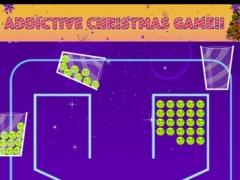 100 Christmas Crossy Balls - make it work for Santa! 1.0 Screenshot