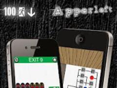 100 Exits by Apperleft 1.0 Screenshot