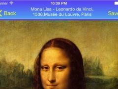 100 Masterpiece Paintings + 1.1 Screenshot
