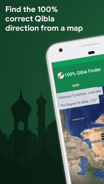 100% Qibla Finder 1.2.27 Free Download on prevailing wind direction, one direction, change direction, azimuth direction, earth's rotation direction,