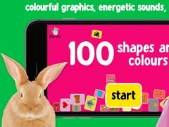 100 Shapes and Colours for Babies and Toddlers Pro 1.0 Screenshot