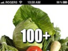 100+ Vegetarian Recipes Free 1.2 Screenshot