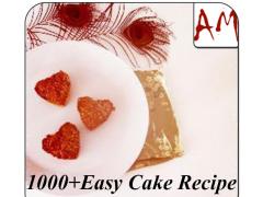 1000+ Easy Cake Recipes 1.0 Screenshot