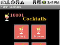 10001 Cocktails 1.7 Screenshot