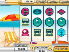 101 Big Bertha Hot Money - Play Real Vegas Slots 1.0 Screenshot