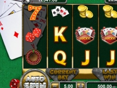 101 Casino Mania - Bet Crazy Slot Machine Free 2.0 Screenshot