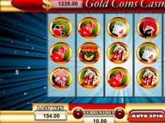 101 Video Casino Golden Betline - Free Slot Casino 1.0 Screenshot
