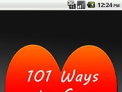 101 Ways to Say I Love You 1.2 Screenshot