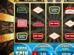 101 Winning Big Jackpots - Free Las Vegas Casino 2.0 Screenshot