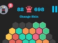 1010 Hex Fit - Block Puzzle Mania Archanoid Pixduel Plus Saga Free Game 1.0 Screenshot