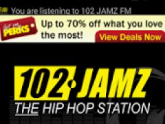 102 JAMZ FM 2.0.5 Screenshot