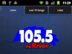 105.5 the River 2.08.07 Screenshot