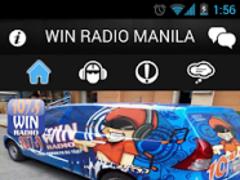 107.5 WIN RADIO 2.5.2 Screenshot