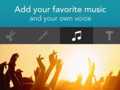 10app - video editing for your phone, GoPro, & DJI 1.38 Screenshot
