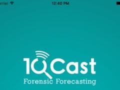 10Cast Forecasting App 1.0 Screenshot
