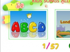 115 kids songs of cartoon [Audiobooks] FREE 15.0 Screenshot