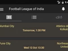 11Scores - India ISL League 1.0 Screenshot