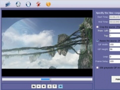 123 AVI to GIF Converter 4.0 Screenshot