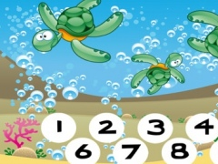 123 Counting Fish for Children: Learn to Count the Numbers 1-10 1.0 Screenshot