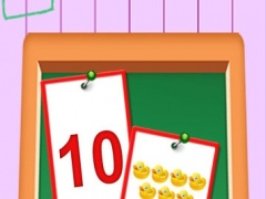 123 Flash Card – Free educational flashcards game to learn numbers & counting for babies 1.0.4 Screenshot