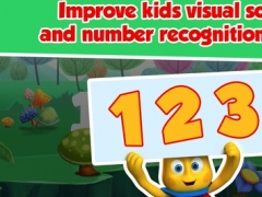 123 Numbers Peekaboo Hide and Seek with Bunnies: Math Game for Toddlers 1.4.0 Screenshot
