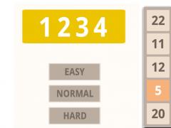 1234 1.7 Screenshot