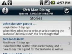 12th Man Rising 2.9 Screenshot