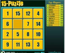 15-Puzzle 1.0 Screenshot