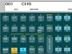 15c RPN Scientific Calculator 1.5.7 Screenshot