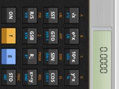 15C Scientific Calculator Free 2.24 Screenshot