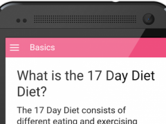 17 Day Diet Guide 0.0.2 Screenshot