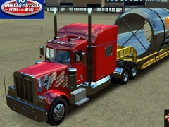 18 Wheels of Steel Pedal to the Metal 1.07 Screenshot