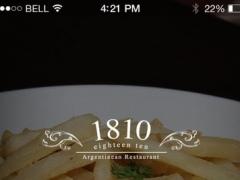 1810 Restaurant 2.4.25 Screenshot