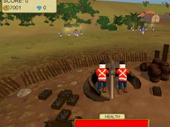 1815 Cannon Shooter Waterloo 4.3 Screenshot