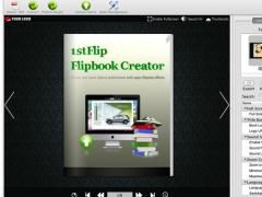 1stFlip Flipbook Creator for Mac 1.07.4 Screenshot