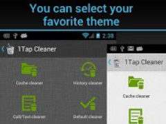 1Tap Cleaner (clear cache, history and call log) 3.28 Screenshot