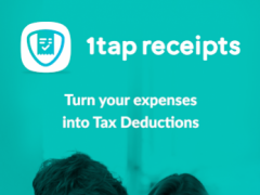1Tap Receipts HMRC Tax Scanner 1.5.1 Screenshot