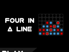 2 Player: Four In A Line 1.21 Screenshot
