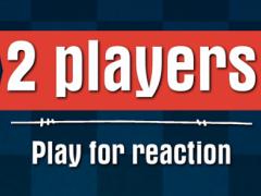 2 Players: Reaction game 1.0.1 Screenshot
