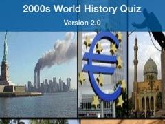2000s World History Quiz 2.0 Screenshot